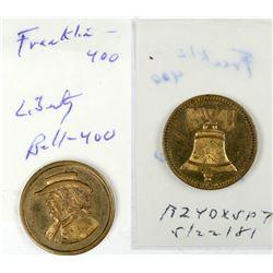 Ben Franklin Counter  (121468)