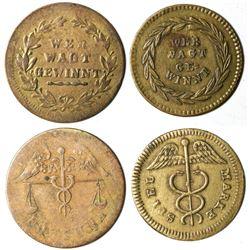 Caduceus Spiel Markes  (121344)