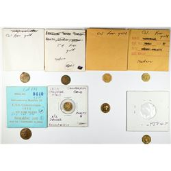 Cal Gold Token Collection  (120131)