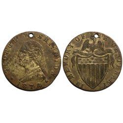 George Washington Centennial Medal  (121412)