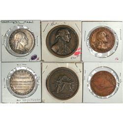 George Washington Medals  (121466)