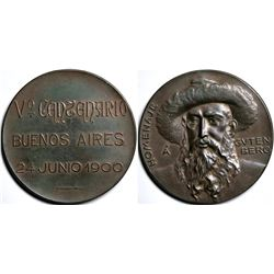 Gutenberg Medal  (121419)