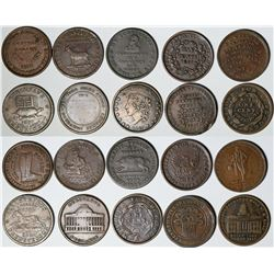 Hard Times Tokens  (119857)