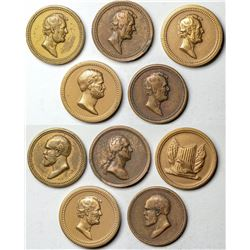 Lincoln Medals  (119879)