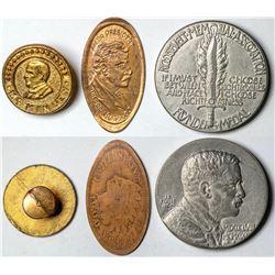 McKinley/Roosevelt Medals  (119882)