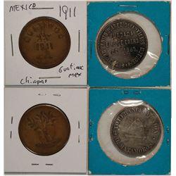 Mexican Medals  (121428)