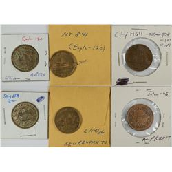 New York City Hall $5 Counters  (121450)