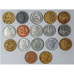 Rare Mini Coin Collection  (121337)