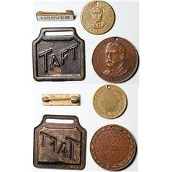 Taft/Hoover Medals  (119880)