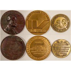 Award Medals (4)  (102852)