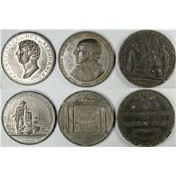English Medals  (121076)