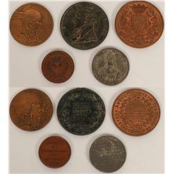 European Medals  (121078)
