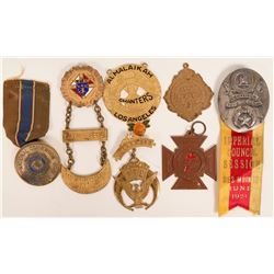 Fraternal Medal Collection  (118900)