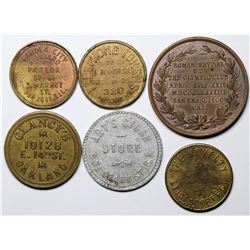 Bay Area Tokens  (121434)