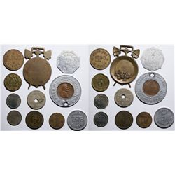California Token Collection  (121407)