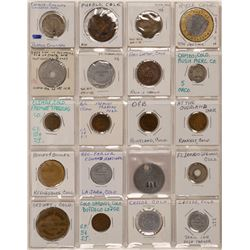 Colorado Token Collection  (108829)