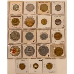 Colorado Token Lot  (123051)