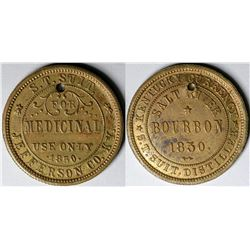 Salt River Bourbon Token  (121396)