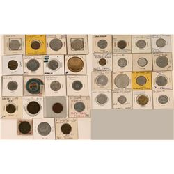 Missouri Tokens  (123036)