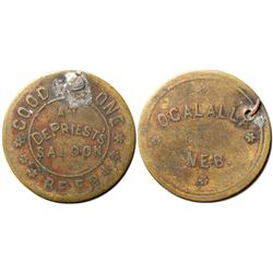 DePriest Saloon Token  (121436)