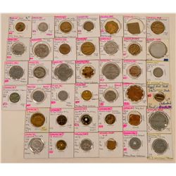Large Omaha Token Collection  (123090)