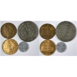Tokens of New York  (121820)