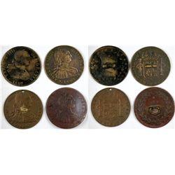 8 Reale Carolus IIII  (120182)