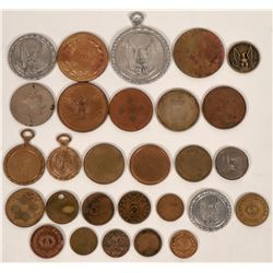 Collection of Different Design Counters  (120193)