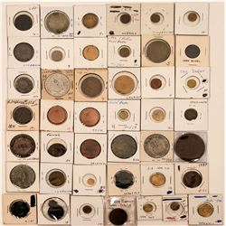 Fauver Study Group of Tokens  (123039)