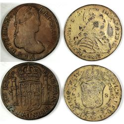 Ferdinan VII Counters Mexico  (121808)