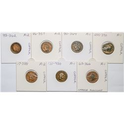 Not One Cent Civil War Tokens  (119838)