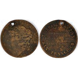 Store Card  Thurnaue& Zinn  (120188)