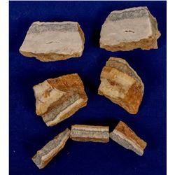 Goodshaw Vein High Grade Gold Specimens  (121665)
