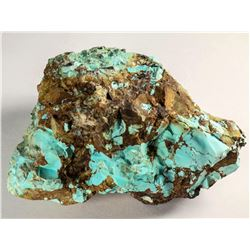 "Turquoise ""Chalk"" from Candelaria  (122568)"