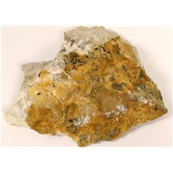 High-Grade Silver-Gold Ore, Goldfield, Nevada  (103039)