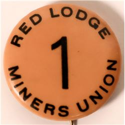 Red Butte. Miners Union, Number 1 PIN  (105839)