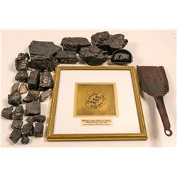 Coal  & Related Items / 4 Items.  (109588)