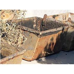 Candelaria / Cerro Gordo Tram Bucket #2  (122016)