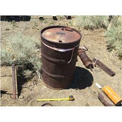 Fuel or Oil Barrel  (122028)