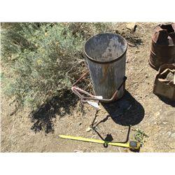 Water Sinking Bucket  (122010)