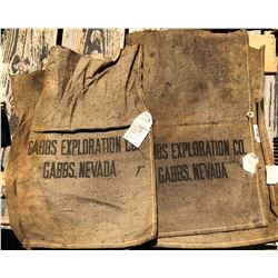 Bags from Gabbs Exploration Co. (4)  (122163)