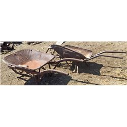 Old Wheel Barrows (2)  (119449)