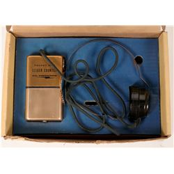 Pocket Geiger Counter  (121141)