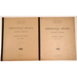 New Mexico USGS Folios (2)  (109501)