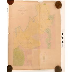 Preliminary Survey of Green River and Puyallup Coal Fields W. T. 1882 by Willis  (121160)