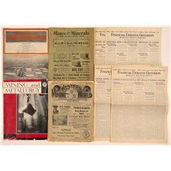 General Mining Publications (8)  (108206)