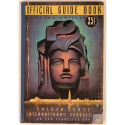 Golden Gate International Exposition Official Guide Book  (113475)