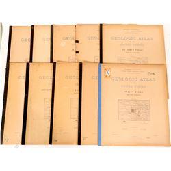 South Dakota USGS Folios (10)  (112300)