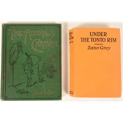 Early 20th Century Fiction Featuring Females (2)  (112227)