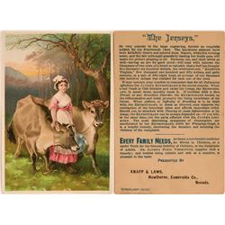 Hawthorne Trade Card  (113504)